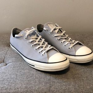 Converse All-Star Low Light Gray - Size 10